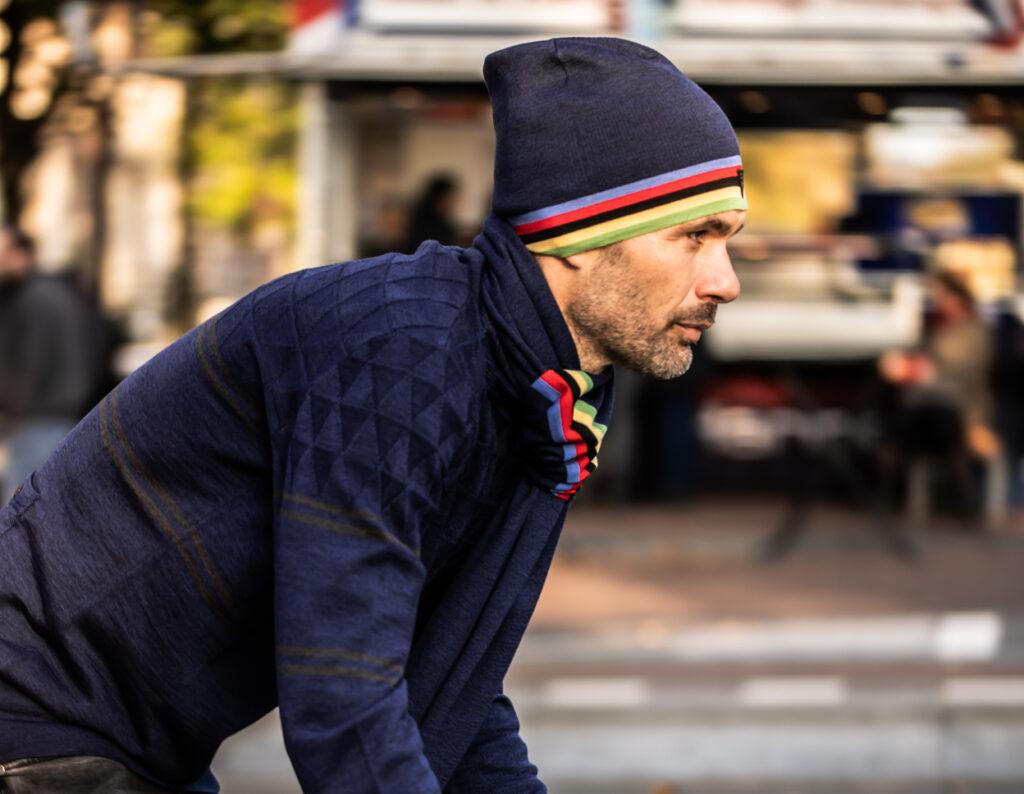 Le Patron: casual fietskleding met een verhaal